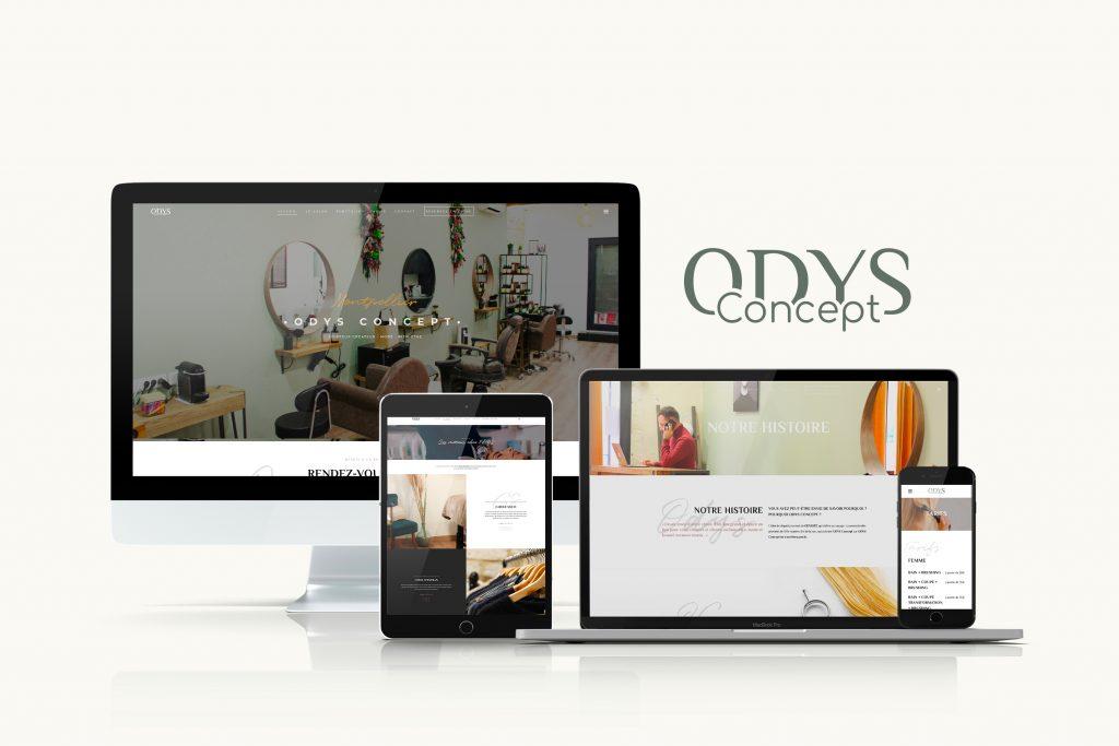 Site ODYS Concept