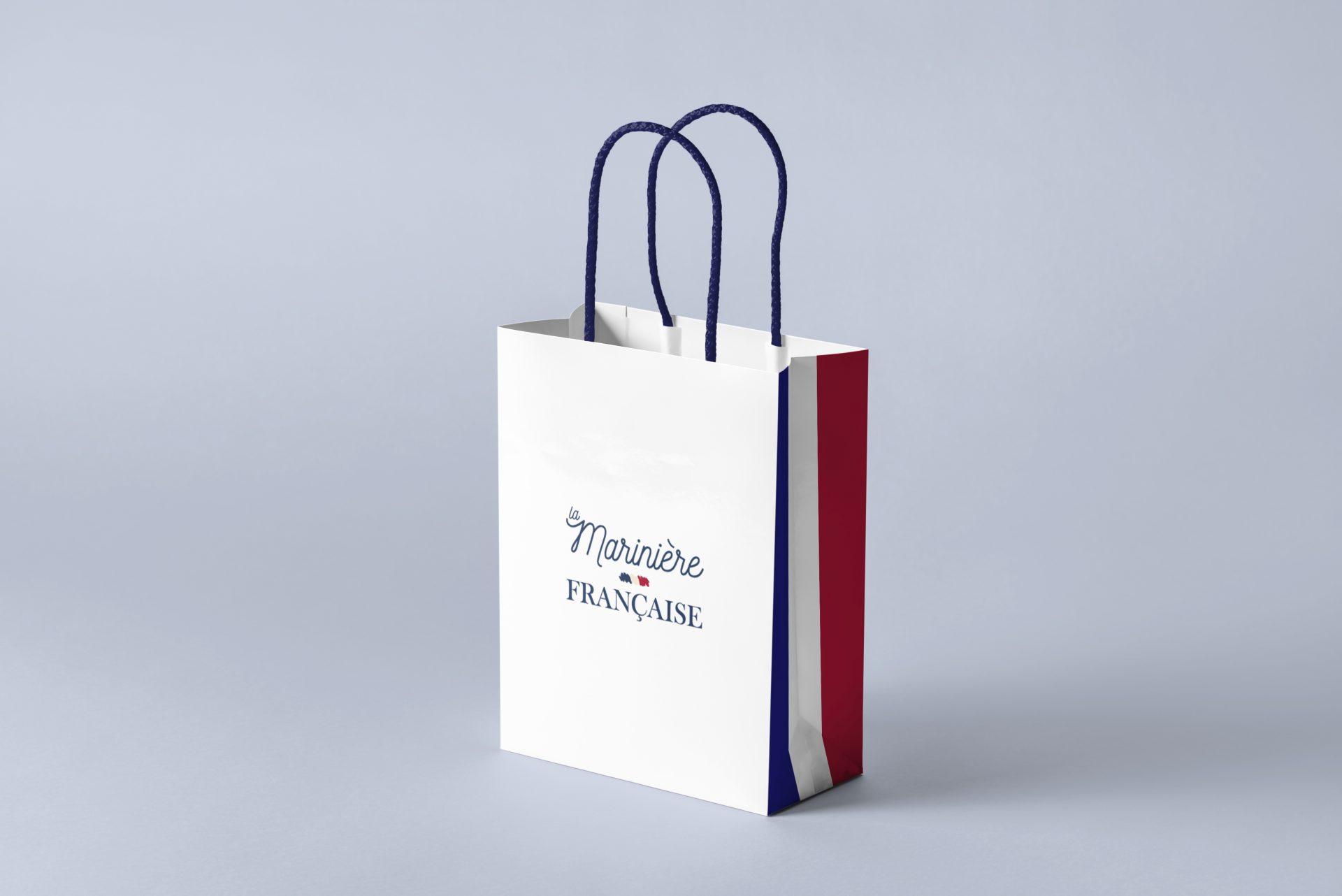 La Marinière Française - bag