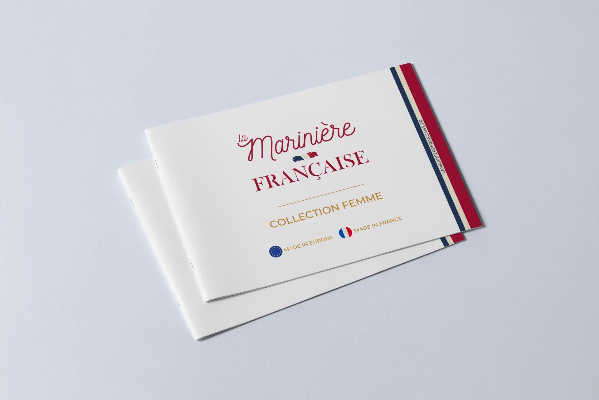La Marinière Française - book