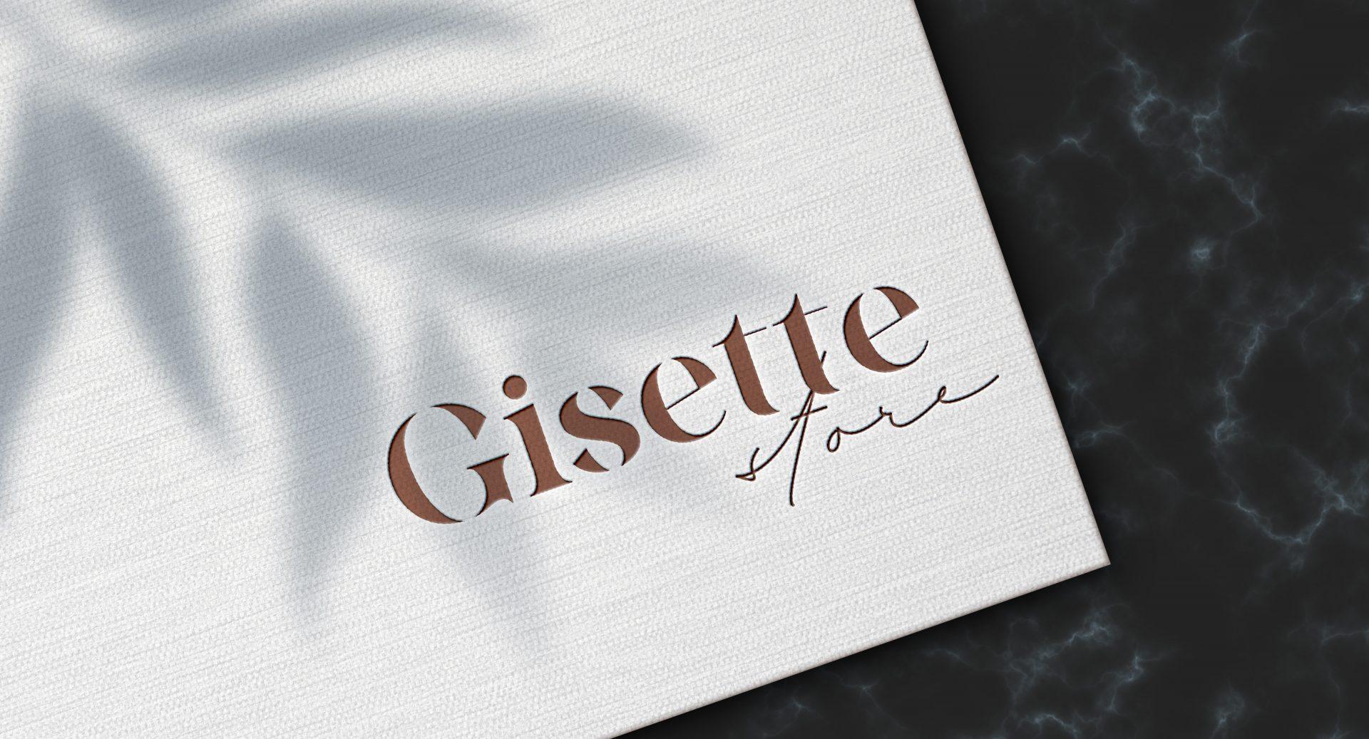 Gisette store logo